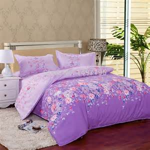comforter bedding sets polyester 4pcs soft and warm