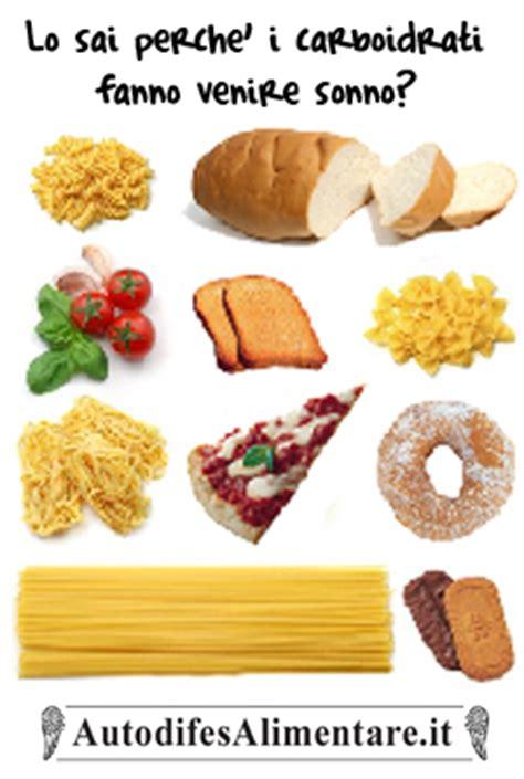 alimenti con pochi carboidrati perch 232 ti viene sonno quando mangi la pasta