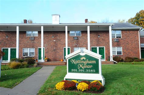 Garden Apartments Northern Nj Premier Location Draws Renters To Nottingham Manor In