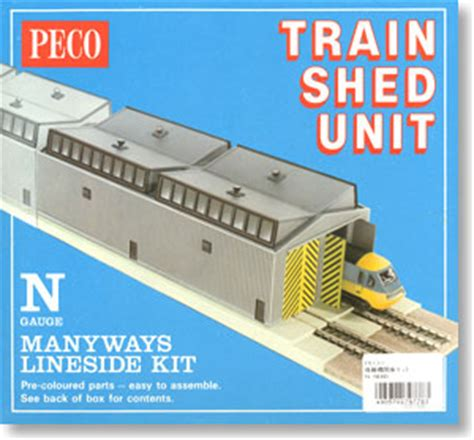 Peco Engine Shed by Peco Engine Shed New Railway Modellers Forums