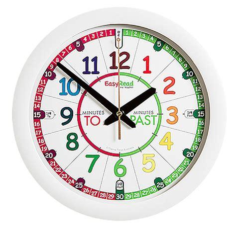 Best Gifts Under 25 by Easyread Time Teacher Kids Clock Sweet Elephants Australia