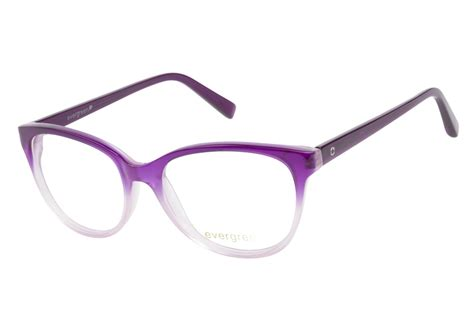 evergreen glasses evergreen 6016 purple gradient