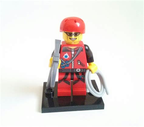 Lego Minifigure Series 11 Mount Climber mountain climber lego collectible minifigure series 11