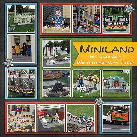 legoland layout 17 best images about legoland on pinterest scrapbook kit