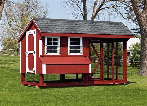 handmade amish chicken coop barn house  oneonta ny