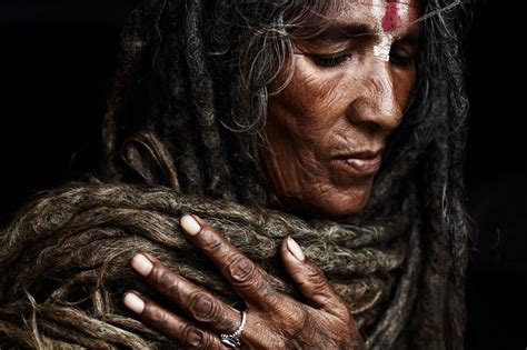 Photographer L by Naga Sadhus The Embodiment Of Non Violence Kumbh Melakumbh Mela