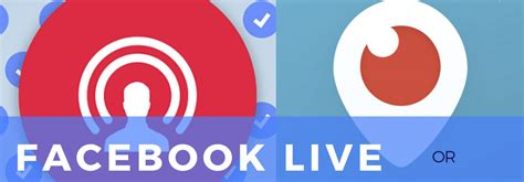 fb live is facebook live streaming about to replace periscope