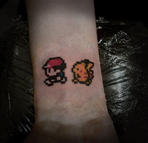 small pokemon tattoos 30 cool small tattoos for creativefan