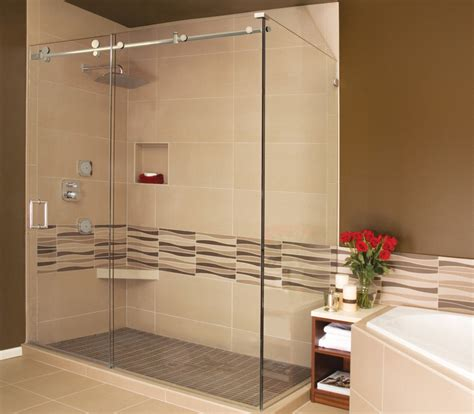 Agalite Shower Door Agalite Shower Bath Enclosures The Focal Point Of Bathroom Design
