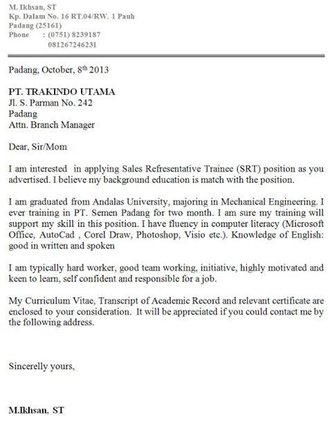 Application Letter Contoh Dan Artinya Contoh Application Letter Dan Artinya Forex Typo