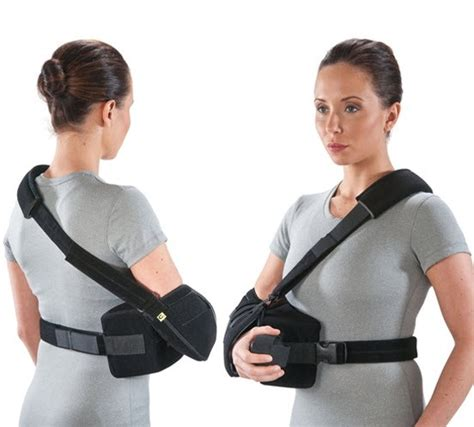 Arm Sling With Pillow by Arm Sling With Abduction Pillow Arm Slings