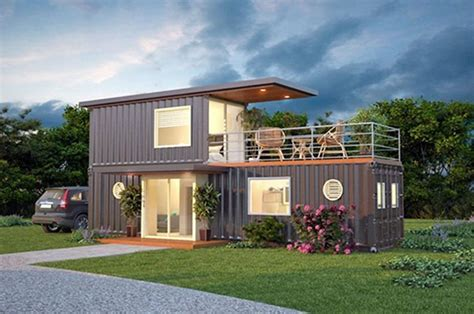 4 Bedroom Country House Plans by These Stylish Cargo Container Homes Are Becoming A