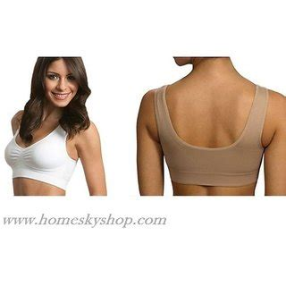 Seamless Air Bra Total Comfort White Prices In India