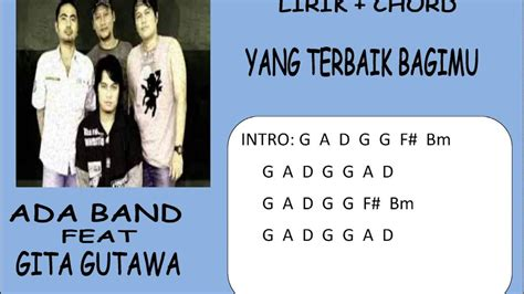 download mp3 ada band aku memujimu download lirik ada band feat gita gutawa download video