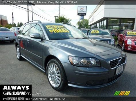2007 volvo v50 t5 2007 volvo v50 t5 awd related infomation specifications