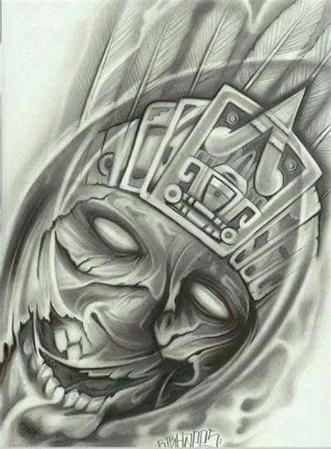 aztec art tattoo designs prison aztec mayan aztec culture