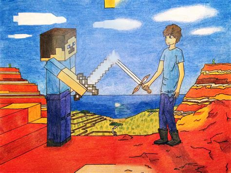 Drawing Unblocked by Minecraft Unblocked 6 A World Of Blocks By Onatfb On