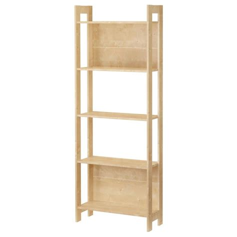 ikea shelf rack laiva birch tree replica bookcase kitchen