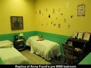 Good Animated Bedroom Pictures #4: AT-AnnefrankReplicabedroom.jpg