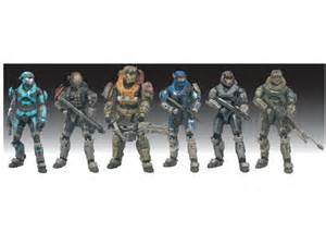 Halo reach noble team deluxe boxed set halo reach amp universe