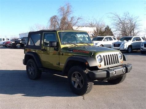 jeeps for sale in oklahoma by owner sell used 2010 jeep wrangler mountain in tulsa oklahoma