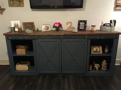 barn door tv stand diy 1000 ideas about rustic tv stands on tv