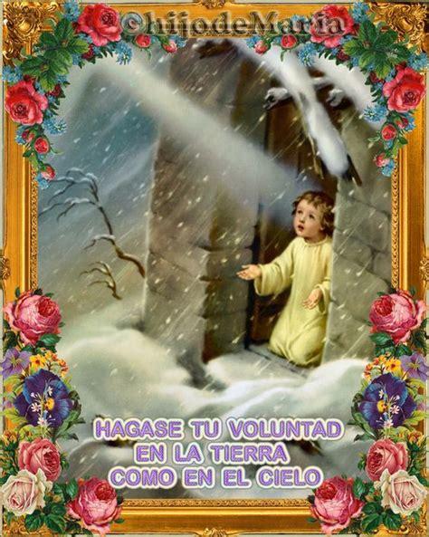 imagenes orando el padre nuestro oraciones para ni 209 os catequesis padre nuestro en