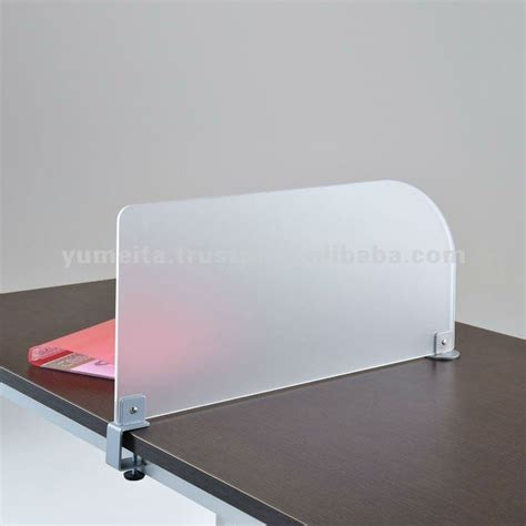 Office Desk Divider Japanese High Quality Frosted Acrylic Office Workstation Partition Desk Divider Buy Office