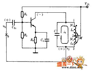 inductor oscillator circuit the circuit of ic oscillating circuit inductance three point oscillator automotive circuit