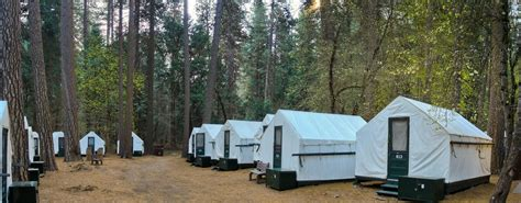 Yosemite Cing Cabins Curry by 7 Best National Park Cing For Students