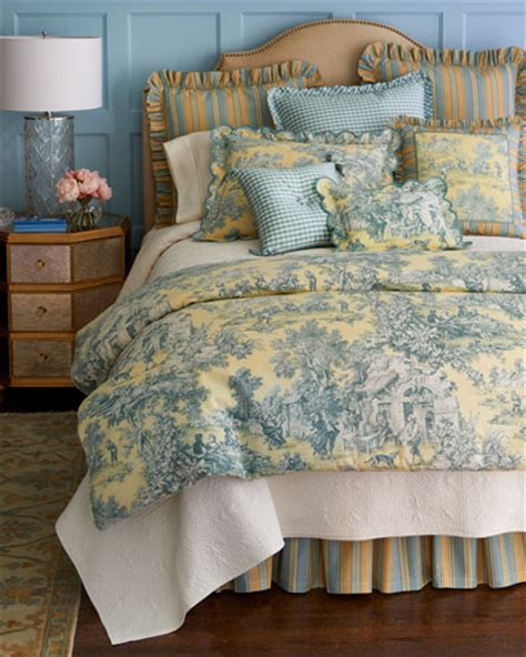 french country toile bedding legacy by friendly hearts traditions by pamela kline