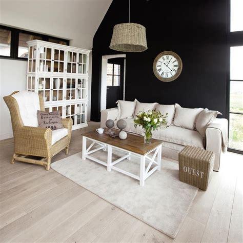 Idée Déco Salon Noir Et Blanc by 201 L 233 Gant Decoration Maison Interieur Avec Pendule Murale