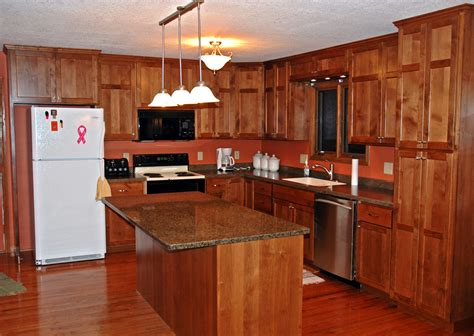 kitchen cabinent alder kitchen cabinets