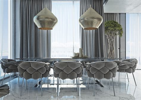 metal light fixture 4 masculine apartments with comfy sofas and sleek