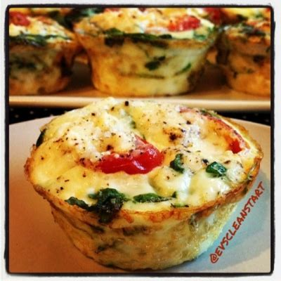 protein 1 cup egg white ripped recipes tomato arugula feta egg white cups