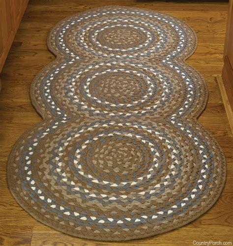 Braided Runner Rugs pantry braided rug runner