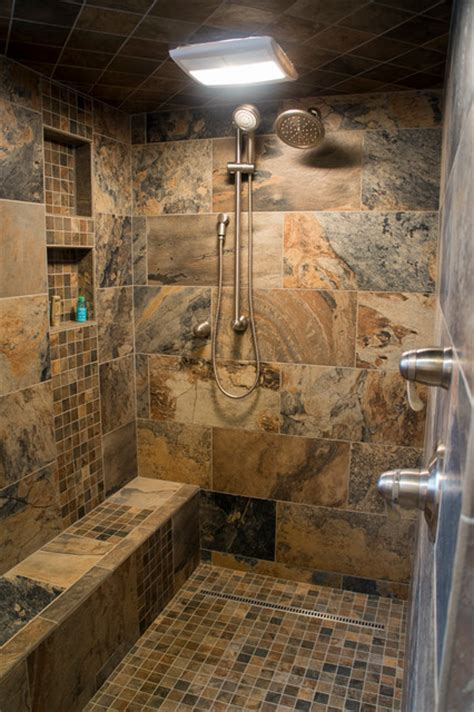 Log Cabin Bathroom Ideas by Log Cabin Remodel Amp Addition Traditional Bathroom