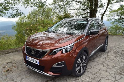 used peugeot suv for sale peugeot 3008 suv review