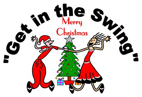 in the swing of christmas lindy hop newsletter november 2009