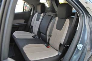 chevy equinox 2005 2012 iggee s leather custom fit seat