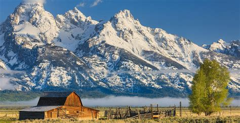 Beautiful States by Grand Teton National Park Vacation Travel Guide And Tour