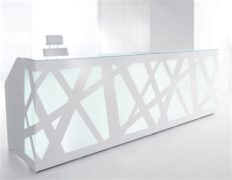 Zig Zag Reception Desk Zig Zag Reception Desks Reception Space Office Systems Office Furniture