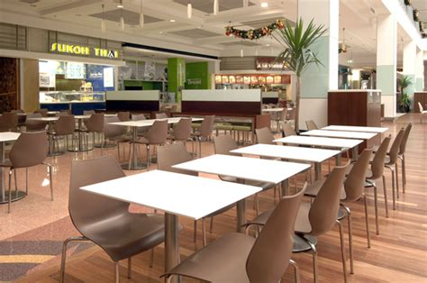 Food Court Table Design | food court table tops scf interiors