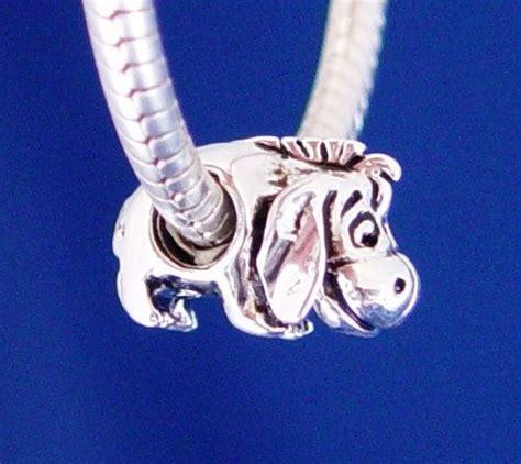 eeyore winnie the pooh disney european charm bead silver