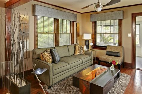 california bungalow living room contemporary with modern modern in a classic bungalow modern living room