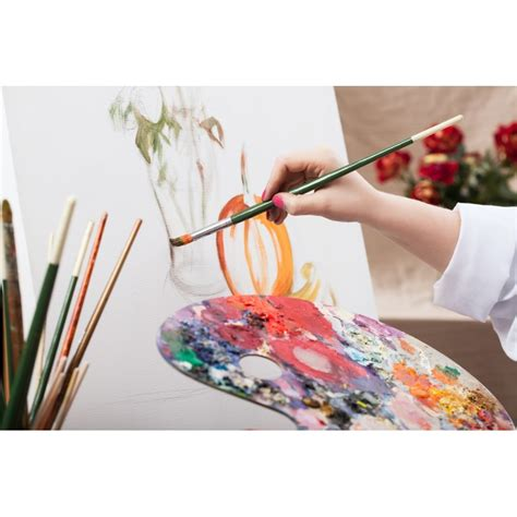 acrylic paint cass beginners or acrylic painting classes in longueuil