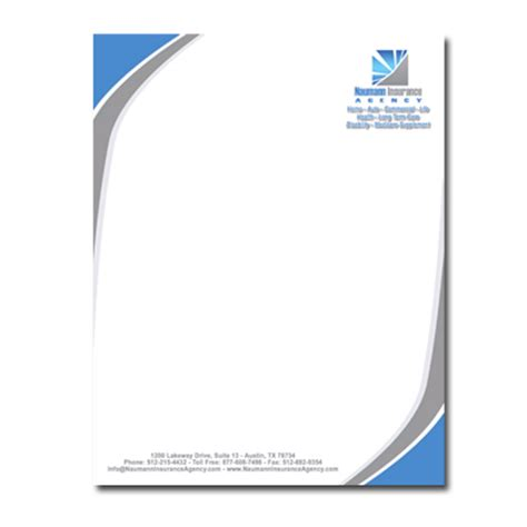 letter design template 7 best images of free printable letterhead with logo