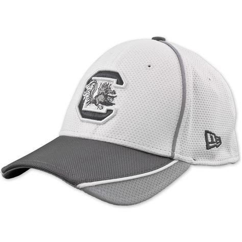 south carolina gamecocks youth new era fitted baseball hat