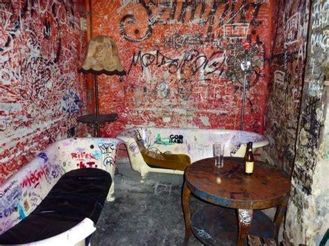 Punk Bedroom Ideas ruin bar budapest szimpla kert travel bug my travels