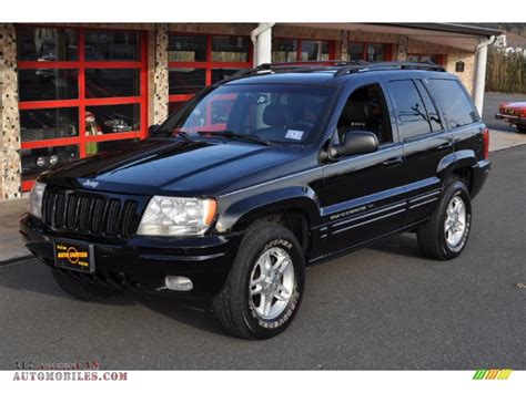 jeep limited black 2000 jeep grand cherokee limited 4x4 in black photo 6